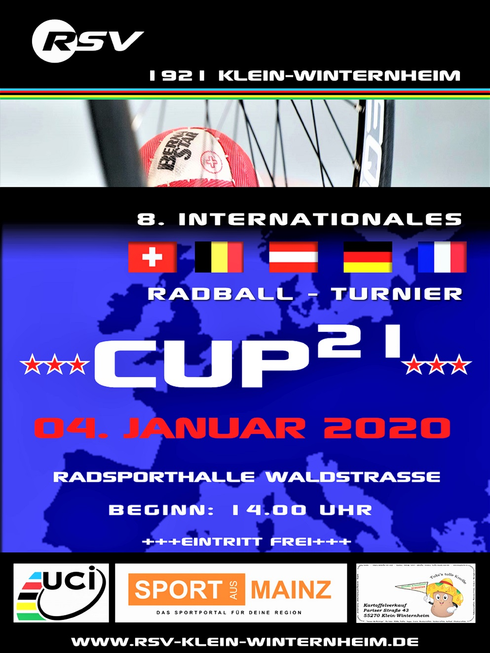 Internationales Radballturnier 2020
